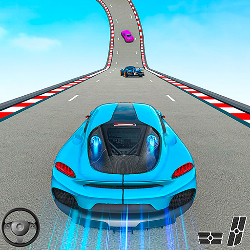 Grand Ramp Car Stunts Racing: Stunt Car Games  (Unlimited money,Mod) for Android 2.0