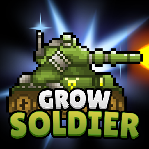 Grow Soldier – Idle Merge game  (Unlimited money,Mod) for Android 3.7.1