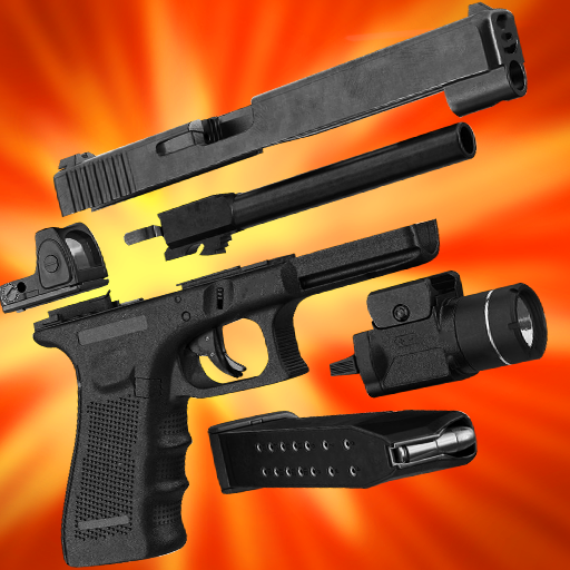 Gun Builder 3D Simulator  (Unlimited money,Mod) for Android 1.6.0