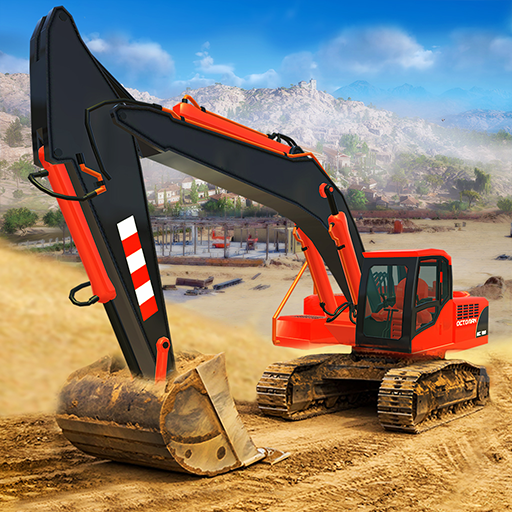 Heavy Excavator Simulator 2020: 3D Excavator Games  2.0.9 (Unlimited money,Mod) for Android