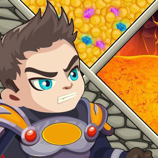 Hero Rescue Puzzle  (Unlimited money,Mod) for Android 2.6