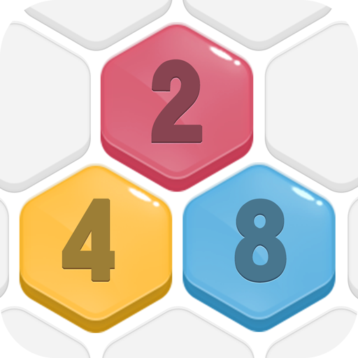 HexPop: Merge number to 2048, Free Puzzle Games  (Unlimited money,Mod) for Android 2.201