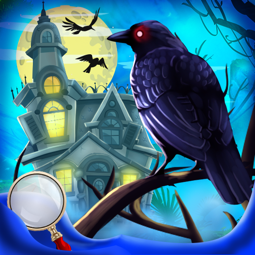 Hidden Object Mystery: Ghostly Manor  (Unlimited money,Mod) for Android 1.1.85b