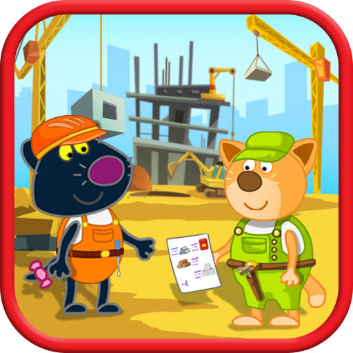 Hippo builder. Building machines  (Unlimited money,Mod) for Android 1.2.0