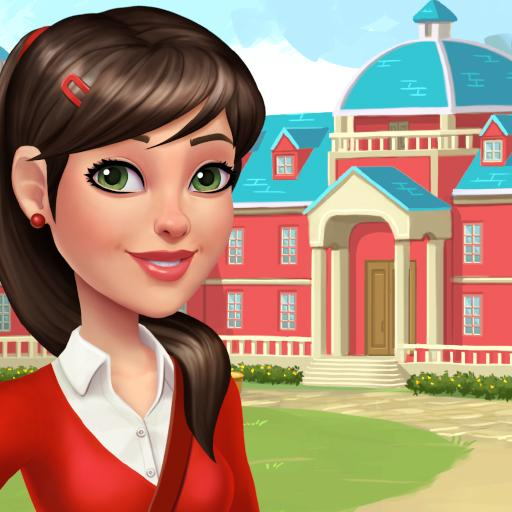 Home Cafe : Mansion Design – Match Blast  (Unlimited money,Mod) for Android 5.3