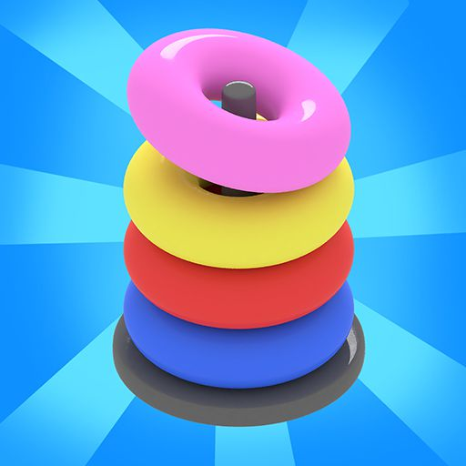 Hoop Stack 3D  (Unlimited money,Mod) for Android 1.2.1