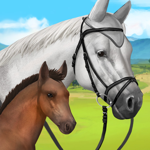 Howrse – free horse breeding farm game  (Unlimited money,Mod) for Android 4.1.6