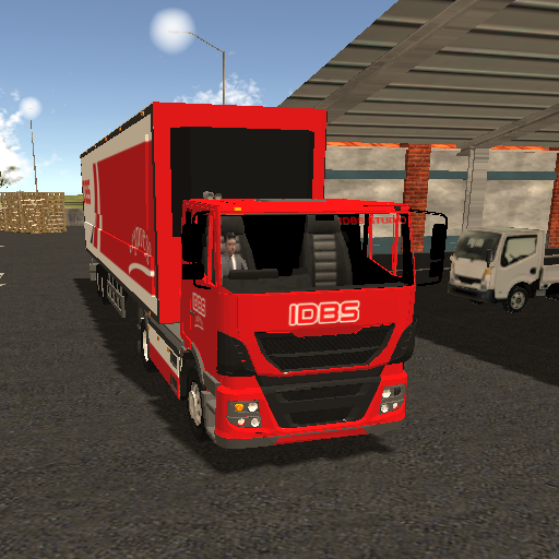 IDBS Truck Trailer  (Unlimited money,Mod) for Android 4.1