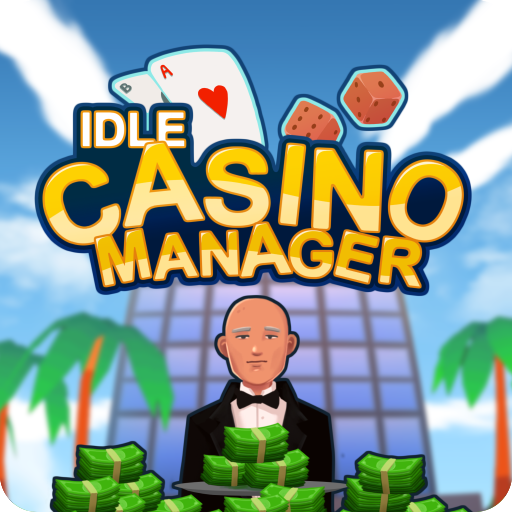 Idle Casino Manager – Business Tycoon Simulator  (Unlimited money,Mod) for Android 2.1.8