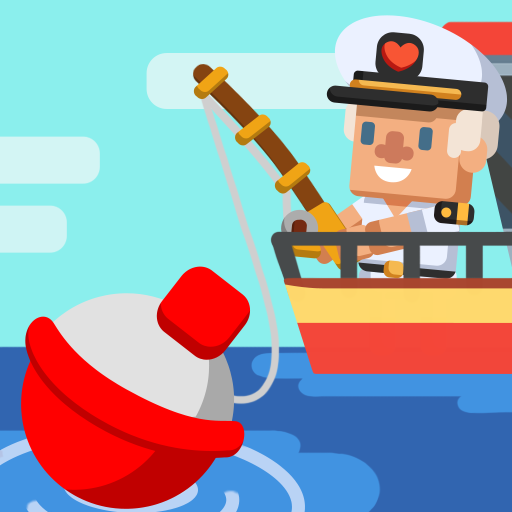 Idle Fishing Story  (Unlimited money,Mod) for Android 1.86