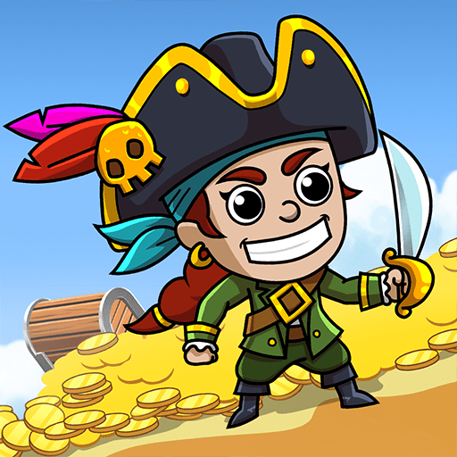 Idle Pirate Tycoon  (Unlimited money,Mod) for Android 1.0.1