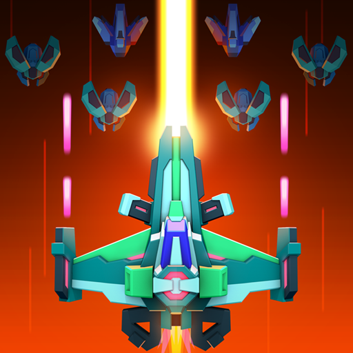 Idle Starfighters – Advancing Galaxy Squad  (Unlimited money,Mod) for Android 0.7