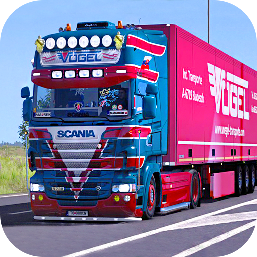 Indian Mountain Heavy Cargo Truck : Euro Truck Sim  (Unlimited money,Mod) for Android 1.0.1