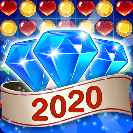 Jewel & Gem Blast – Match 3 Puzzle Game  (Unlimited money,Mod) for Android 2.5.3