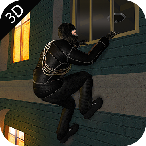 Jewel Thief Grand Crime City Bank Robbery Games  (Unlimited money,Mod) for Android 5.0.0