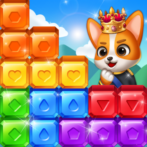 Jewels King : Castle Blast  (Unlimited money,Mod) for Android 1.3.2