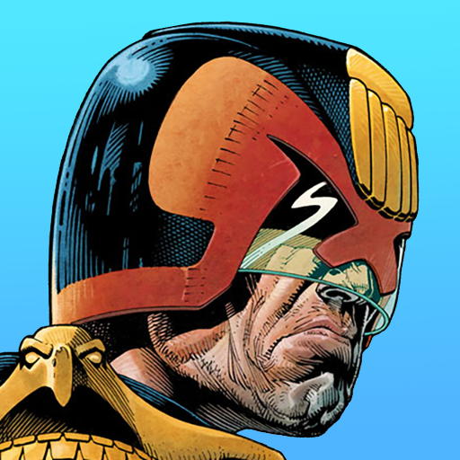 Judge Dredd: Crime Files  (Unlimited money,Mod) for Android 1.31
