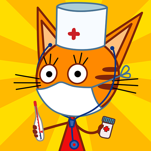 Kid-E-Cats Animal Doctor Games for Kids・Pet Doctor  (Unlimited money,Mod) for Android 1.8.5