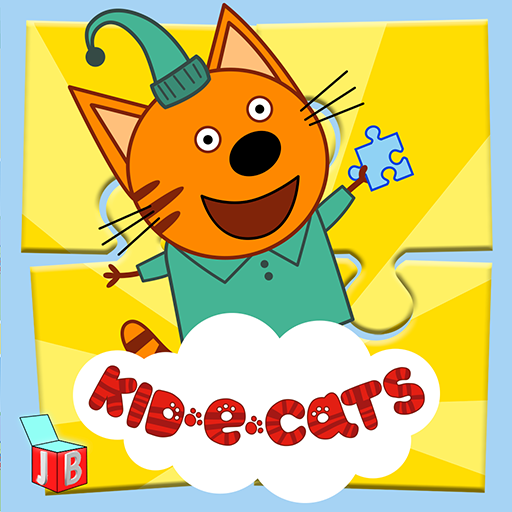 Kid-e-Cats: Puzzles for all family  (Unlimited money,Mod) for Android 1.0.13