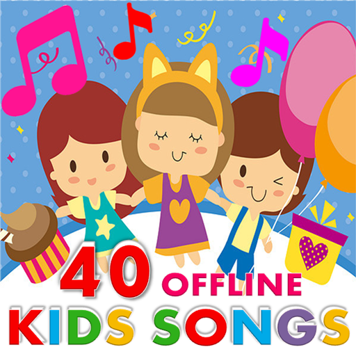 Kids Songs – Best Offline Nursery Rhymes  (Unlimited money,Mod) for Android 1.3.5