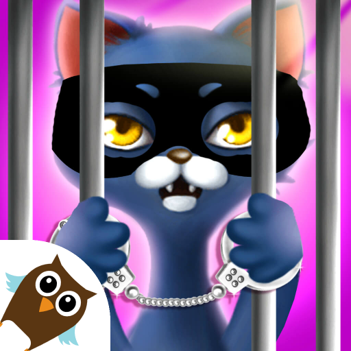 Kitty Meow Meow City Heroes – Cats to the Rescue!  4.0.21010 (Unlimited money,Mod) for Android