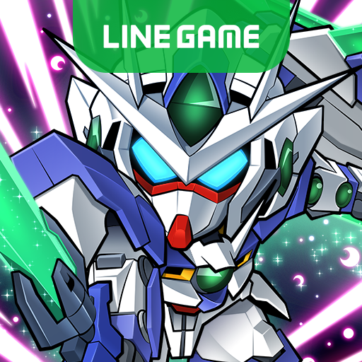 LINE: Gundam Wars! Newtype battle! All the MSes!  7.2.1 (Unlimited money,Mod) for Android