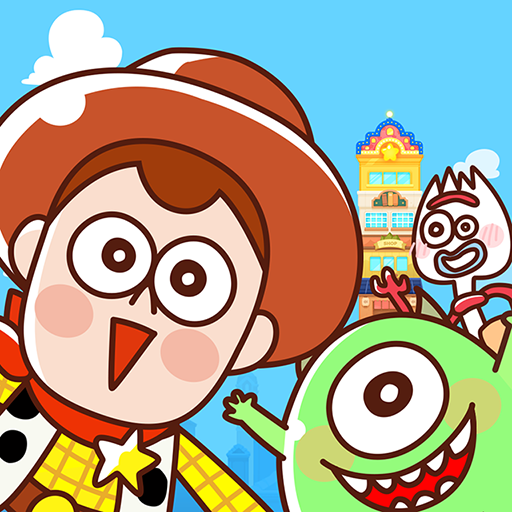 LINE: Pixar Tower  (Unlimited money,Mod) for Android 1.5.0