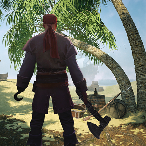 Last Pirate Survival Island Adventure  0.919 (Unlimited money,Mod) for Android