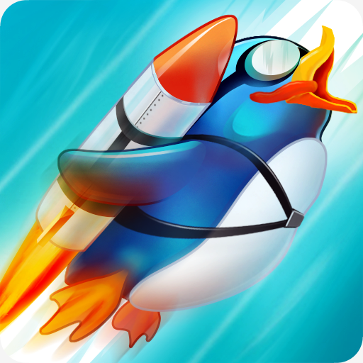 Learn 2 Fly: upgrade penguin games-flying up  🐧  (Unlimited money,Mod) for Android 2.8.11