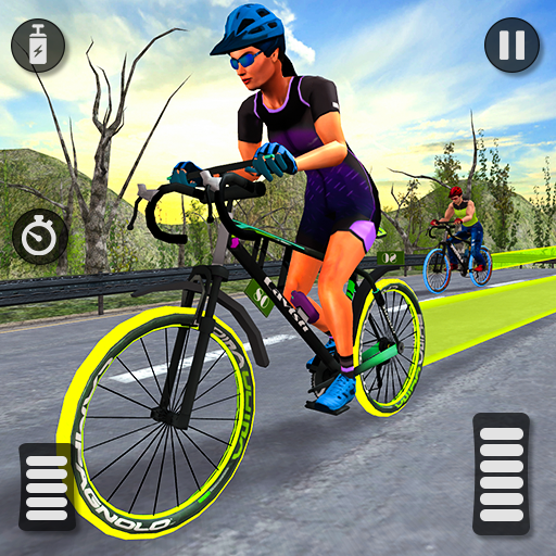 Light Bike Fearless BMX Racing Rider  2.2 (Unlimited money,Mod) for Android