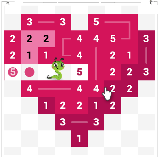 Link-a-Pix,  Picture Path Number Puzzle  (Unlimited money,Mod) for Android 1.14.82
