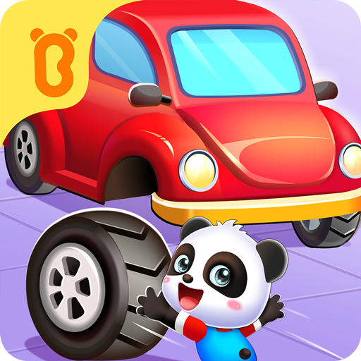 Little Panda's Auto Repair Shop  (Unlimited money,Mod) for Android 8.48.00.01
