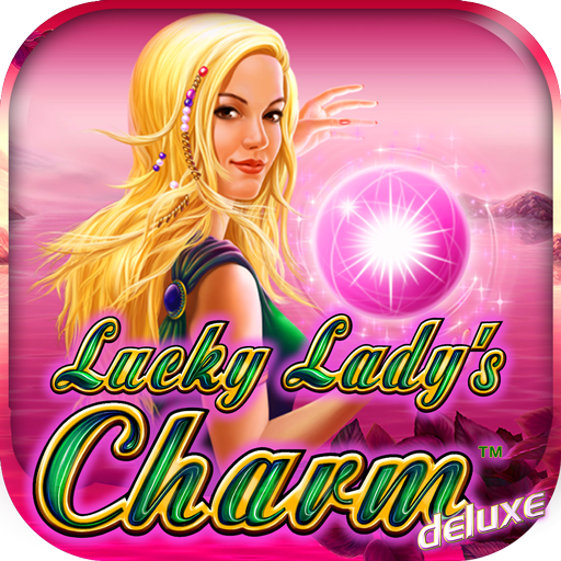 Lucky Lady's Charm Deluxe Casino Slot  (Unlimited money,Mod) for Android 5.29.0