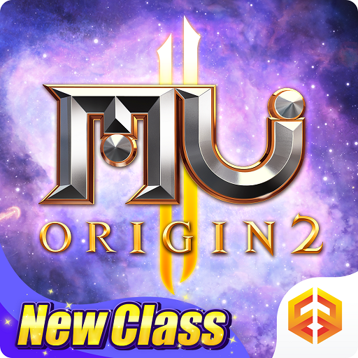 MU ORIGIN 2 – WEBZEN Officially Authorized  (Unlimited money,Mod) for Android 7.4