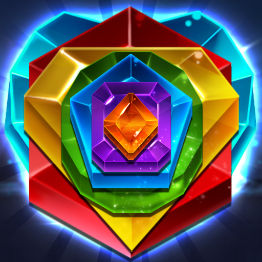 Magical Jewels of Kingdom Knights: Match 3 Puzzle (Unlimited money,Mod) for Android 1.1.5