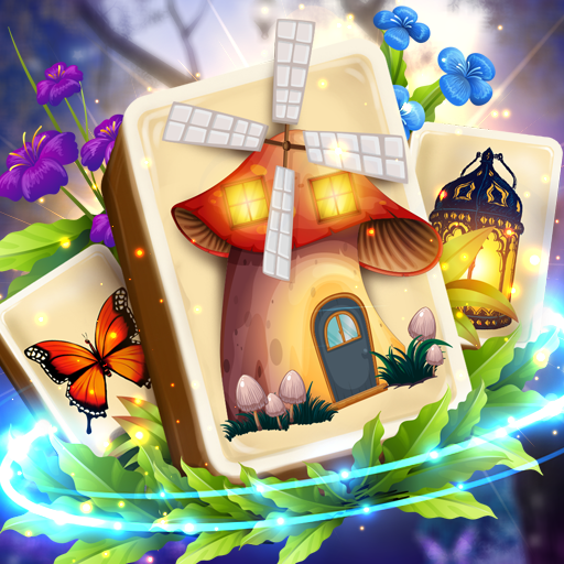 Mahjong Magic Lands: Fairy King's Quest  (Unlimited money,Mod) for Android 1.0.67