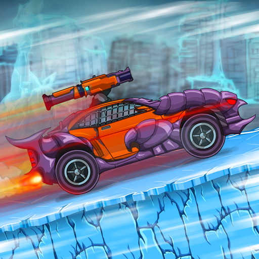 Max Fury – Road Warrior: Car Smasher  (Unlimited money,Mod) for Android 1.0
