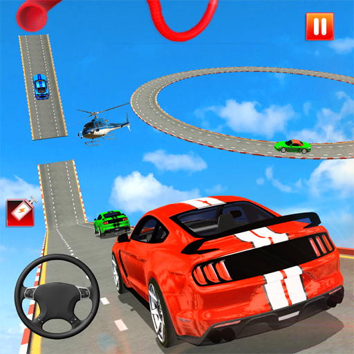 Mega Ramp Car Racing Stunts 3d Stunt Driving Games  (Unlimited money,Mod) for Android 1.2