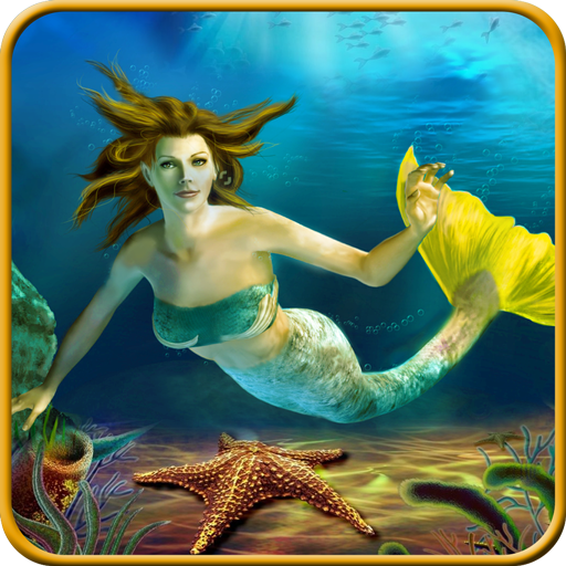 Mermaid simulator 3d game – Mermaid games 2020  (Unlimited money,Mod) for Android 2.7