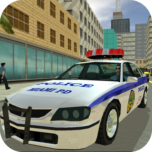 Miami Crime Police  2.7 (Unlimited money,Mod) for Android