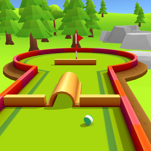 ch.mcpipegames.golfrush2.0.4 (Unlimited money,Mod) for Android
