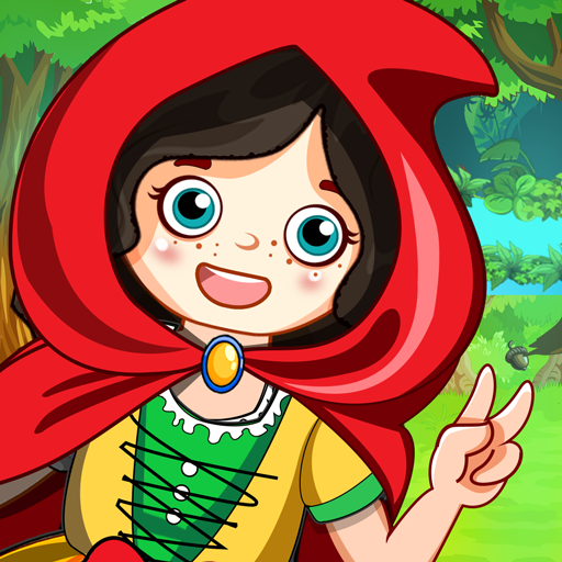 Mini Town: Little Red Riding Hood  (Unlimited money,Mod) for Android 2.3