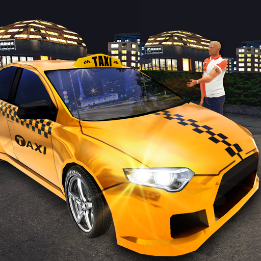 Modern City Taxi Simulator: Car Driving Games 2020  (Unlimited money,Mod) for Android 2.5