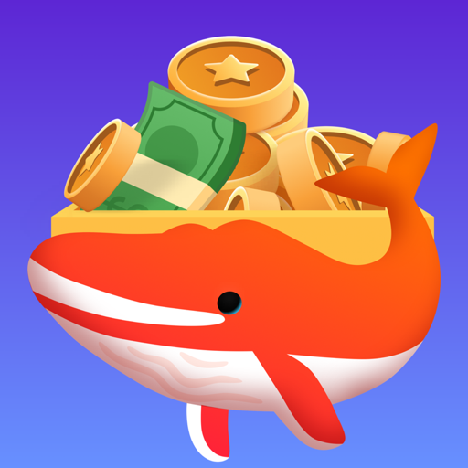 Money Whale  (Unlimited money,Mod) for Android 1.2.2