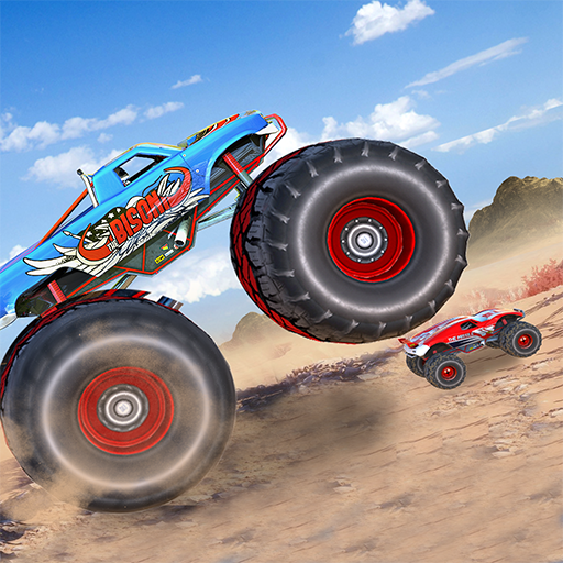 Monster Truck Off Road Racing 2020: Offroad Games  (Unlimited money,Mod) for Androi 3.5  d
