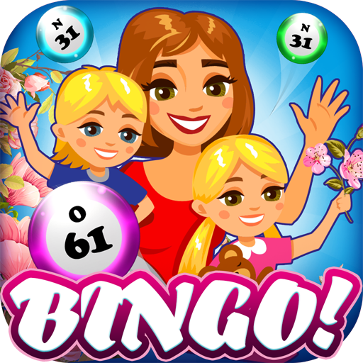 Mother's Day Bingo  (Unlimited money,Mod) for Android 7.35.1