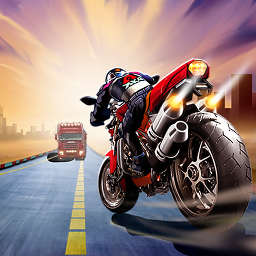 Moto Traffic Rider 3D  (Unlimited money,Mod) for Android 1.7.5