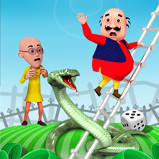 Motu Patlu Snakes & Ladder Game  (Unlimited money,Mod) for Android 1.0.4