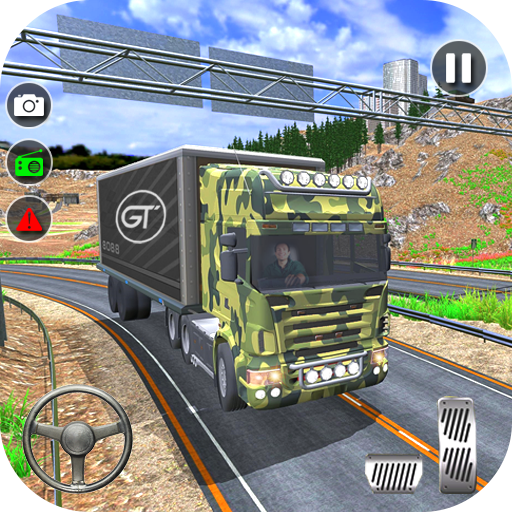 Mountain Truck Simulator: Truck Games 2020  (Unlimited money,Mod) for Android 1.0