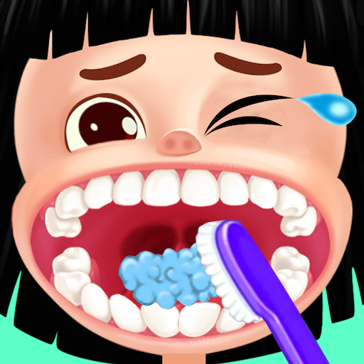 Mouth care doctor – dentist & tongue surgery game  (Unlimited money,Mod) for Android 5.0